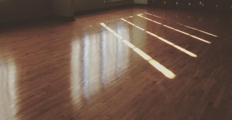 Dance floor. Photo by Common Ground